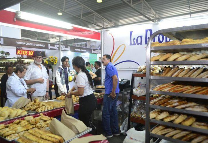 El pan yucateco es una de las delicias que pueden probar los visitantes a la Semana de Yucatán. (Daniel Sandoval/Enviado)
