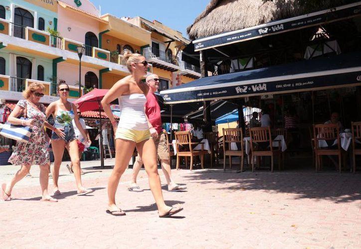 Los prestadores de servicios turísticos esperan tener un buen cierre vacacional de Semana Santa. (Adrián Barreto/SIPSE)