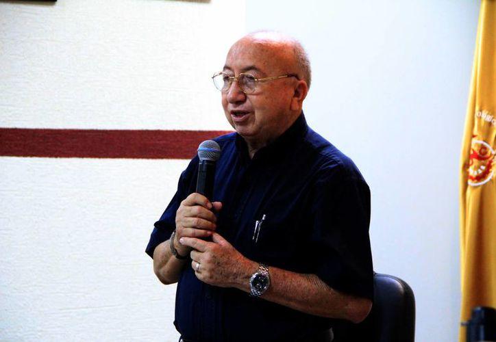 Eddie Salazar Gamboa, académico del Instituto Tecnológico de Mérida (ITM), dijo que el Sol tendrá su máxima declinación al Sur. (Milenio Novedades)