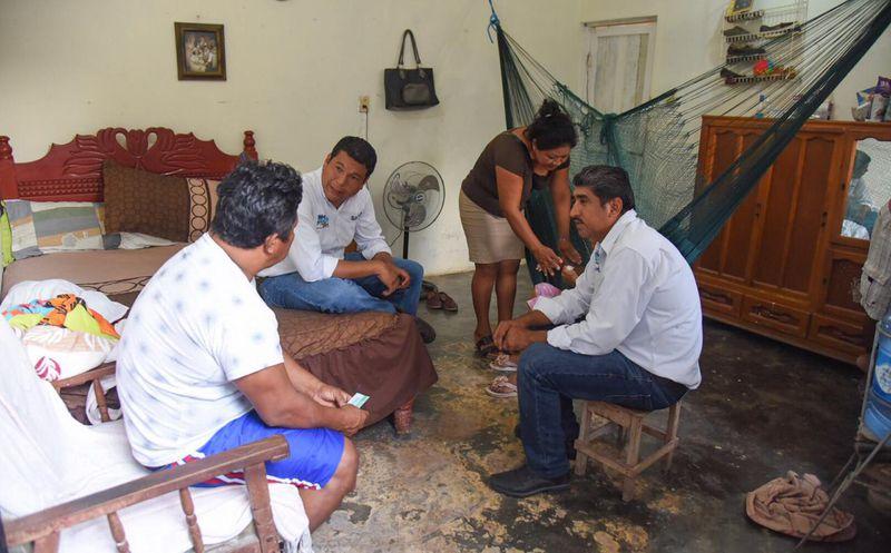 """""""El Chino"""" Zelaya agregó que la ciudadanía necesita soluciones reales. (Redacción/SIPSE)"""