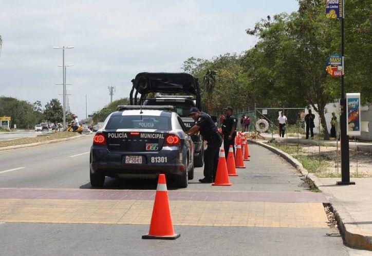 Seguridad Pública tiene identificadas las zonas más conflictivas, donde se pondrá más atención. (Adrián Barreto/SIPSE)