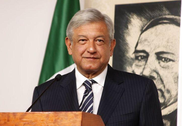 López Obrador espera que Trump cambie de postura con respecto a México. (Foto: Contexto)