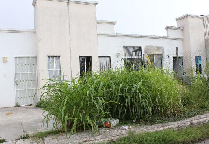 En el estado, cinco mil 844 viviendas habitadas se encuentran intestadas o en litigio, según el Inegi en datos sobre la tenencia. (Joel Zamora/SIPSE)
