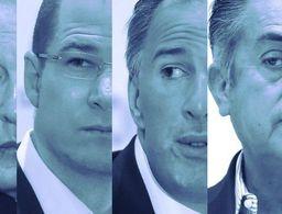 Cierran campañas candidatos presidenciales
