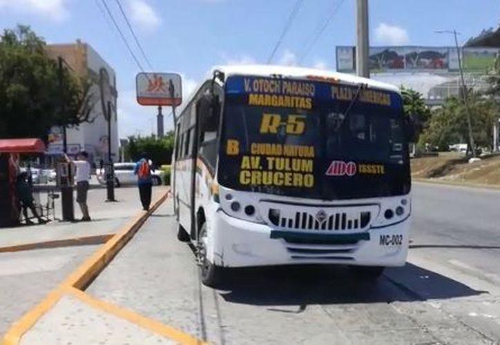 El 60% de sus unidades tienen que ser renovadas para dar cumplimiento a las normas municipales del transporte público. (Redacción)
