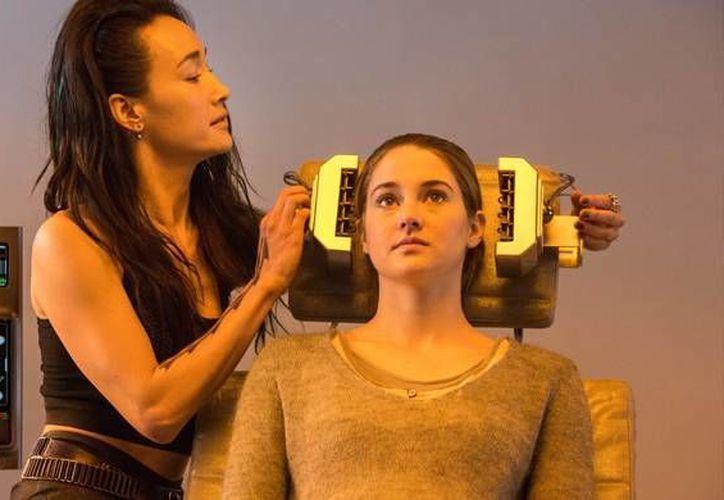"""""""Divergent"""" fue el segundo mejor estreno del 2014, después de """"The Lego Movie"""". (divergentthemovie.com)"""
