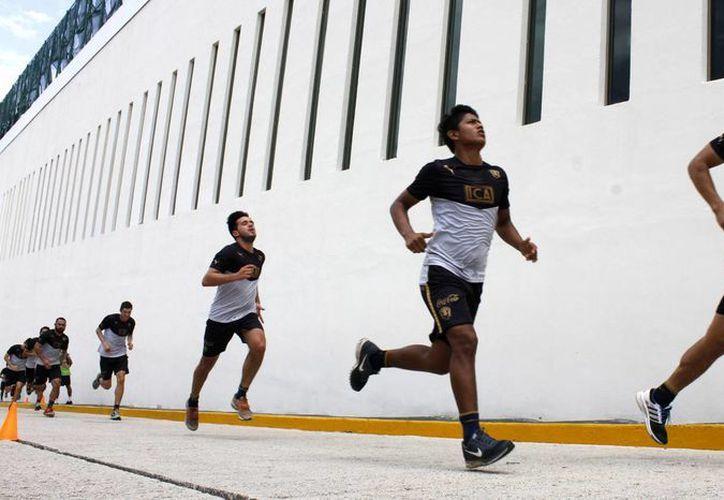 Equipos profesionales llegan a Cancún y la Riviera Maya para entrenamientos de pretemporada. (Israel Leal/SIPSE)