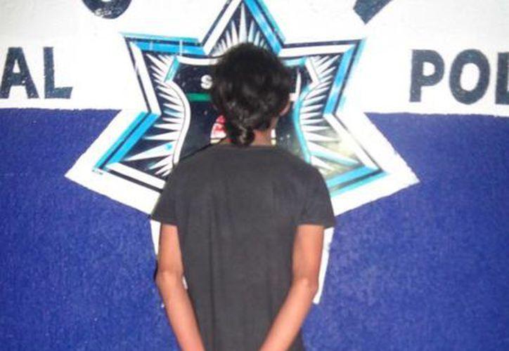 El menor fue detenido en la Región 92. (Redacción/SIPSE)