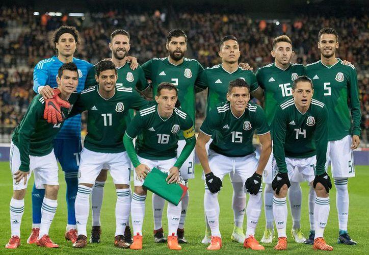 El equipo mexicano tendrá que enfrentar también a las distancias lejanas. (Facebook: Selección Mexicana)