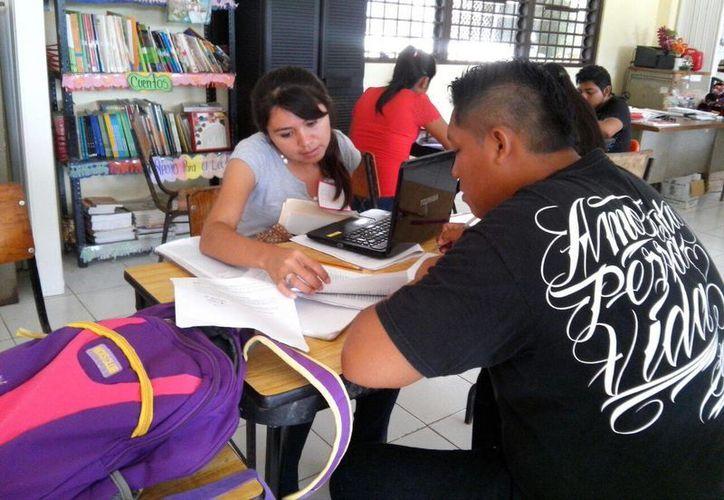 Para este nuevo ciclo escolar, 478 Líderes Educativos Comunitarios impartirán servicios en los municipios de Yucatán. (Conafe)
