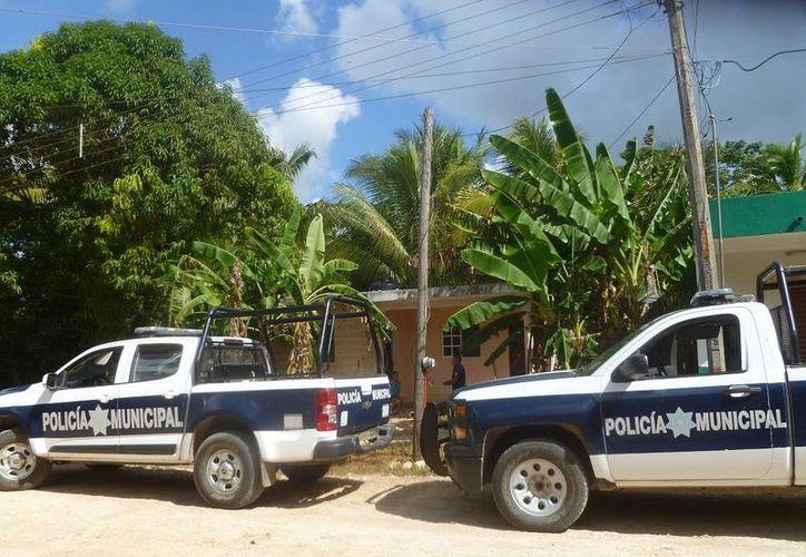 La mujer murió en un domicilio que rentaba en la colonia Terencio Tah Quetzal. (Raúl Balam/SIPSE)