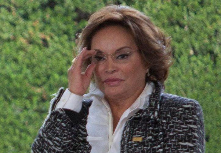 El docente consideró que Juan Díaz de la Torre debe dejar el liderazgo del SNTE y que buscarán que Elba Esther regrese. (Especial)