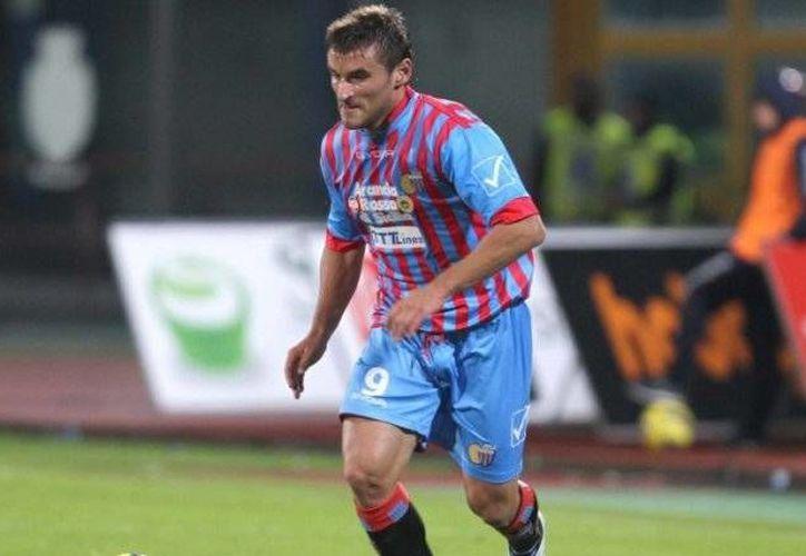 Gonzalo Bergessio, argentino de 30 años, delantero, es el nuevo jugador de Atlas. (fichajes.net)