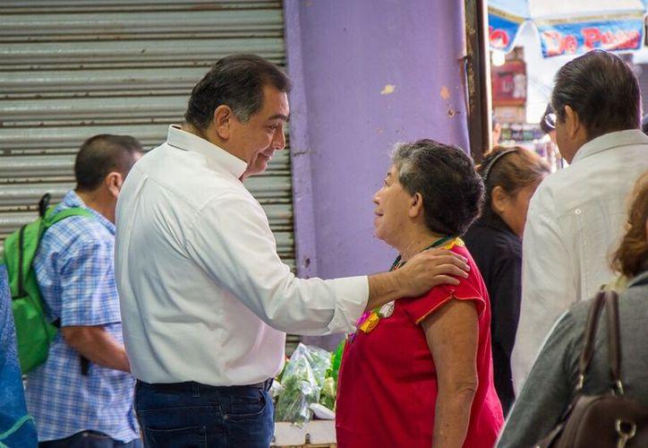 Mérida debe ofrecer mejores oportunidades de empleo: Víctor Caballero. (Milenio Novedades)