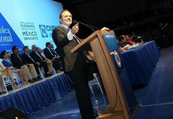 El Presidente del PAN aseguró que las elecciones al interior de su partido fueron transparentes. (Agencias)