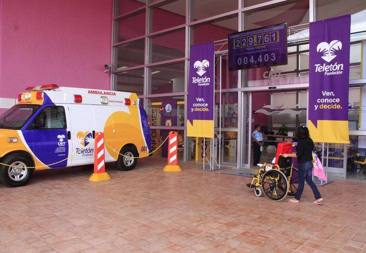 El lugar se encuentra ubicado sobre el bulevar Luis Donaldo Colosio antes de la entrada a Bonfil. (Tomás Álvarez/SIPSE)