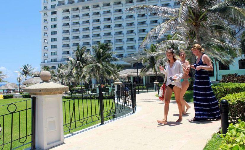 Reforzarán la promoción de los puntos turísticos del estado. (Luis Soto/SIPSE)