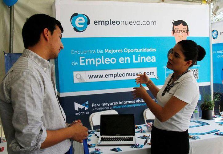 La tasa de desocupación en México fue de 4.7 por ciento en agosto. La imagen es de contexto. (NTX/Archivo)