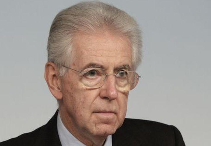 Sin el PDL el gobierno de Monti cuenta en la Cámara de Diputados con 294 votos sobre un total de 630. (Agencias)