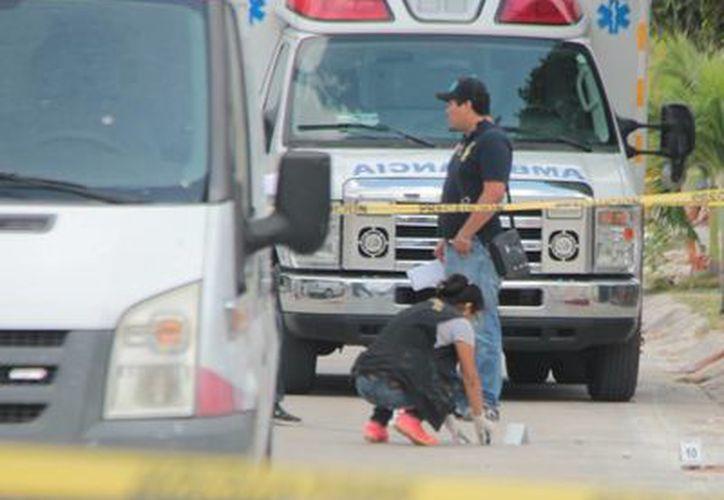 Tres de las cuatro personas detenidas por el asesinato ocurrido el lunes en la colonia Nueva Generación de Cozumel, fueron liberadas. (Gustavo Villegas/SIPSE)