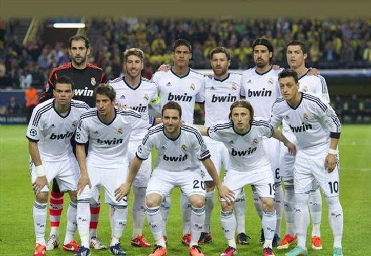 Forbes dice que Real Madrid vale 3.300 millones de dólares. (foxsportsla.com)