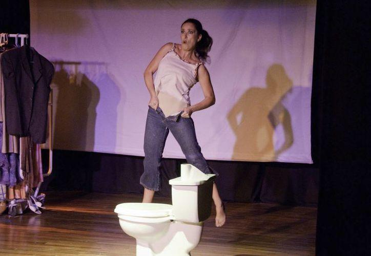 'Psique Fémina' se presenta en única función a las 20:30 horas en el Teatro 8 de Octubre. (Redacción/SIPSE)