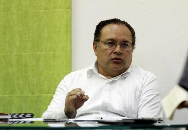 Ernesto Herrera Novelo habló sobre la urgencia de los reglamentos. (Milenio Novedades)