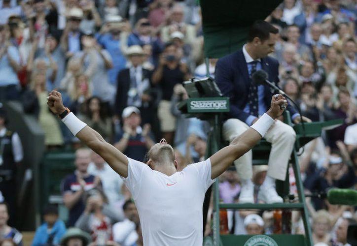 El español Rafael Nadal se impuso al argentino. (vanguardia.com)