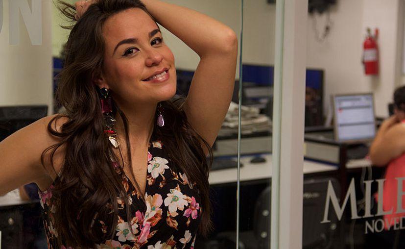 Dulce López lanza su primer sencillo Dos Minutos.