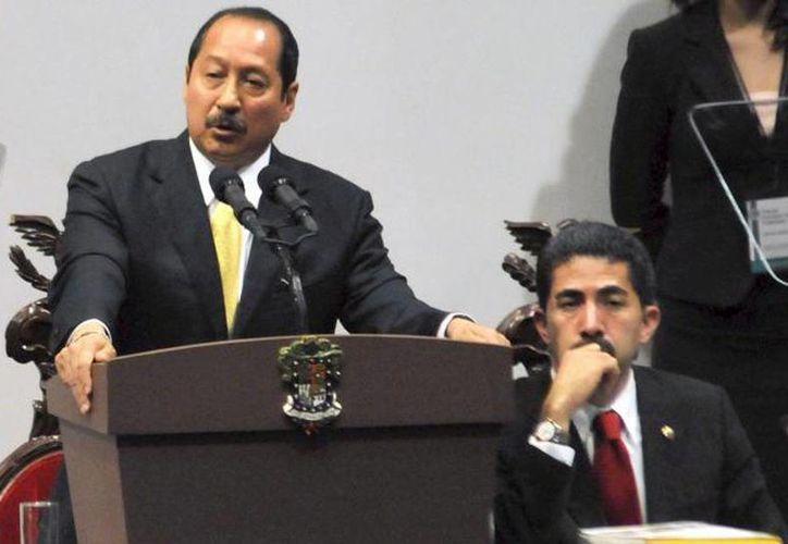"""""""Soy honesto, honorable y honrado"""", afirma Godoy en la entrevista. (Archivo SIPSE)"""