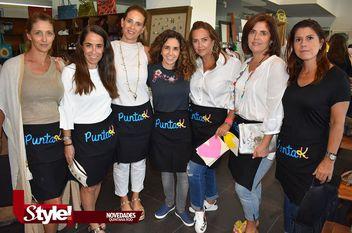 Organizan Bazar Punta K a beneficio de la Fundación Salvati