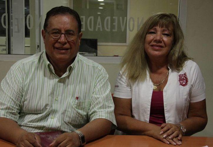 Actualmente está en curso el cuatro semestre de la maestría en administración. (Tomás Álvarez/SIPSE)
