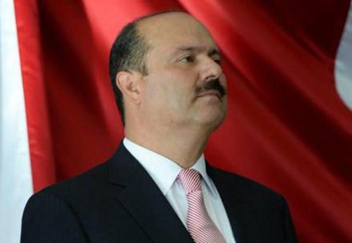 El lunes pasado Duarte se encontraba en El Paso, luego de que tres ex funcionarios de su administración fueron detenidos. (El Financiero)