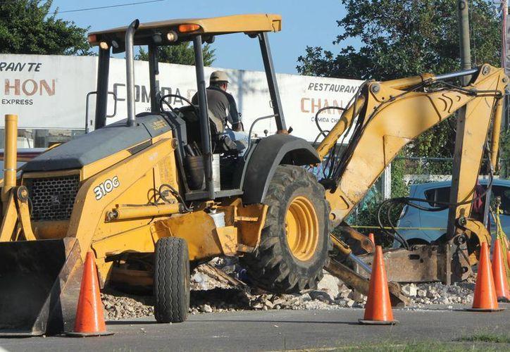 El empréstito solicitado por el Ayuntamiento deberá ser destinado a obra pública. (José Acosta/SIPSE)