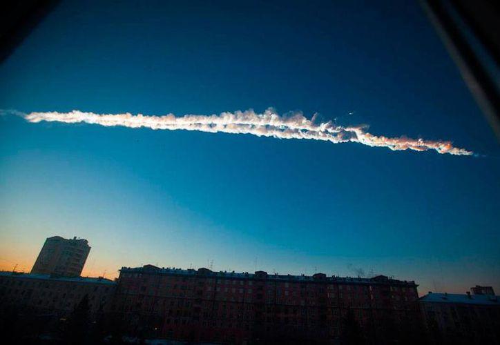 Se cumplieron dos años de lo que en un principio se creyó era la caída de un meteorito en Ichmul, Chikindzonot, Yucatán. Todo resultó un rumor que surgió luego de que la explosión de un tranformador generara un destello descomunal. La imagen es únicamente de contexto. (SIPSE)