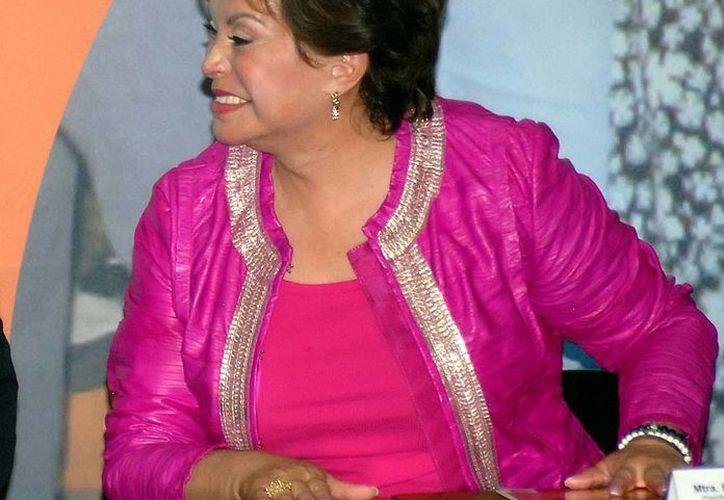 Gordillo Morales sería trasladada al Reclusorio Oriente en las próximas horas. (Notimex/Archivo)