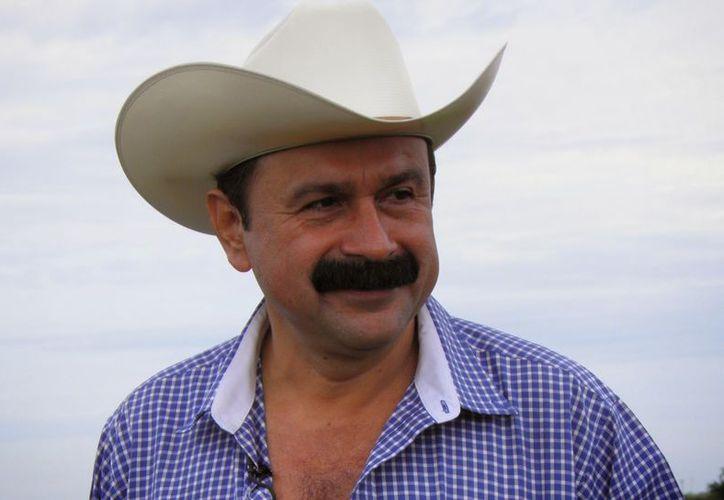 """En 2014, Hilario Ramírez confesó """"robar, pero poquito"""" del erario público en un evento de arranque de campaña. (Foto: Azteca)"""