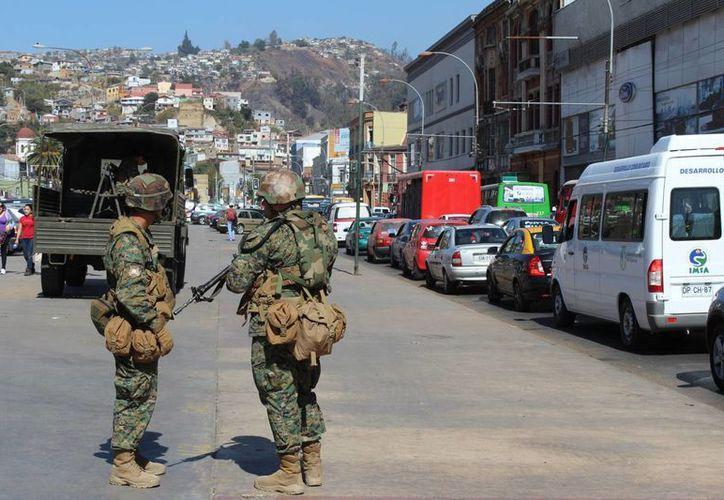 El Ejército decidió someter a un programa especial de control de peso a 1,333 uniformados que representan los casos más extremos. (Notimex/Foto de contexto)