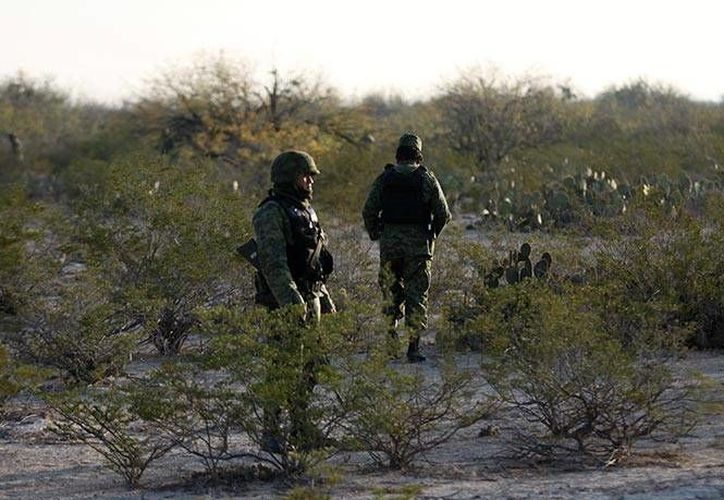 El pasado 26 de junio, luego de detener a cuatro hombres, se llegó al hallazgo de las fosas clandestinas en Michoacán, en las que fueron localizados 11 cuerpos. (excelsior.com.mx)