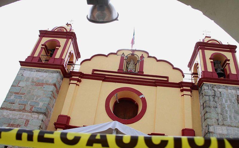 Reconocen cadáver de sacerdote mexicano que había sido secuestrado
