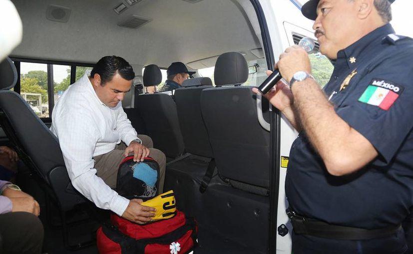 Mérida va en busca de nueva certificación, de Comunidad Segura. (SIPSE)