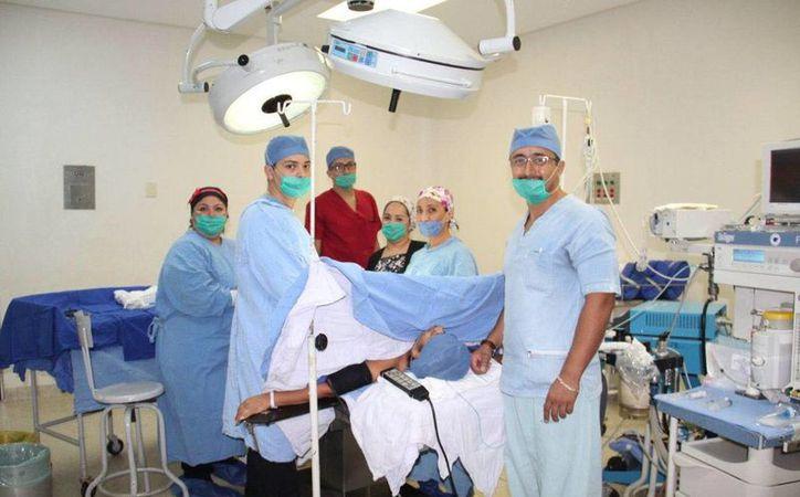 Los tres hospitales del IMSS en Cancún forman parte del código infarto. (Luis Soto/SIPSE)