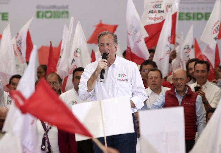 El candidato consideró que las encuestas no definen las elecciones. (Foto: Notimex).