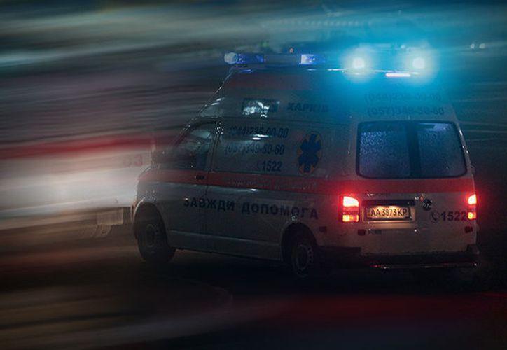 Una persona ha muerto y otras tres fueron hospitalizadas por una explosión en Ucrania. (Reuters).