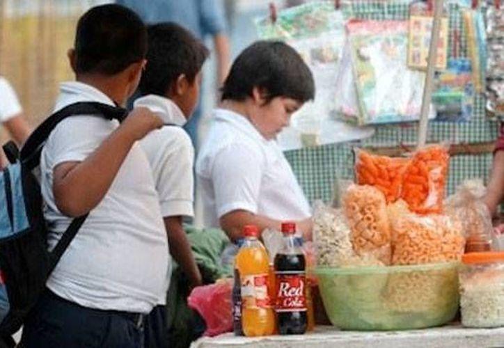 Los problemas de sobrepeso y obesidad se dan donde hay más acceso a los alimentos de alto valor calórico. (Contexto/Internet)
