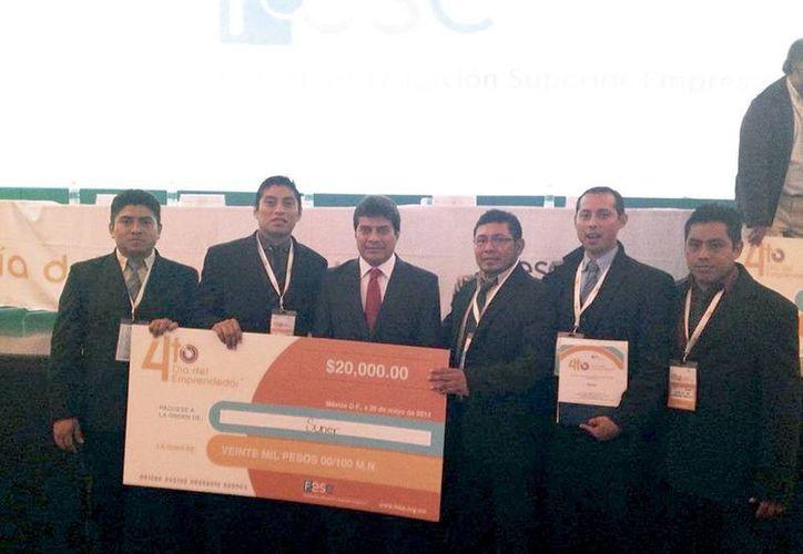 Los jóvenes emprendedores yucatecos obtienen diversos estímulos para hacer realidad sus ideas. (Milenio Novedades)