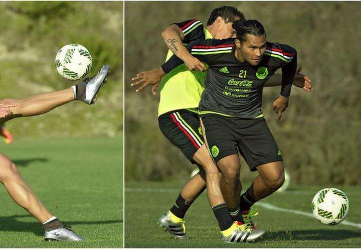 El Tri continúa su preparación rumbo a la Copa América Centenario. (Facebook)
