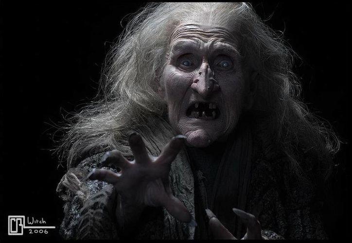 Afirman umanenses que la bruja Tila nunca se dejó fotografiar. La imagen es de contexto. (Jorge Moreno/SIPSE)