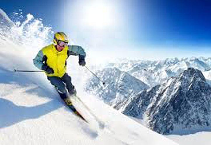Estos majestuosos lugares permiten desarrollar muy bien el esquí y lo mejor de todo, lo podrás hacer sin desembolsar mucho dinero. (Foto: Contexto/Internet).
