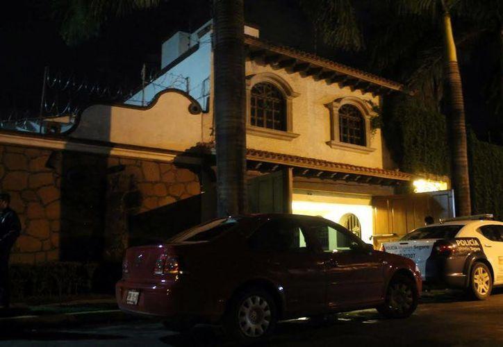 El homicidio del joven de 17 años fue cometido en uno de los fraccionamientos más exclusivos de Morelos. (Excélsior)